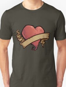 Tattoo Heart T-Shirt