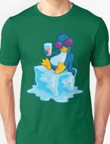 Penguin On Ice T-Shirt
