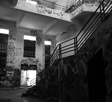 What's Hiding Beneath The Stairwell! by Jon Staniland