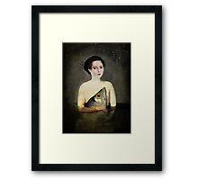 Waterlove Framed Print