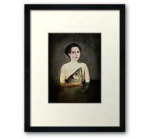 Waterlove Framed Print