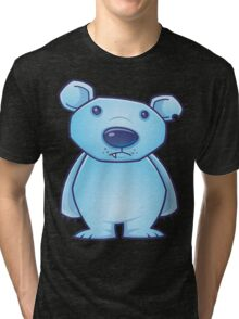Polar Bear Cub Tri-blend T-Shirt