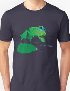 Diving Frog T-Shirt