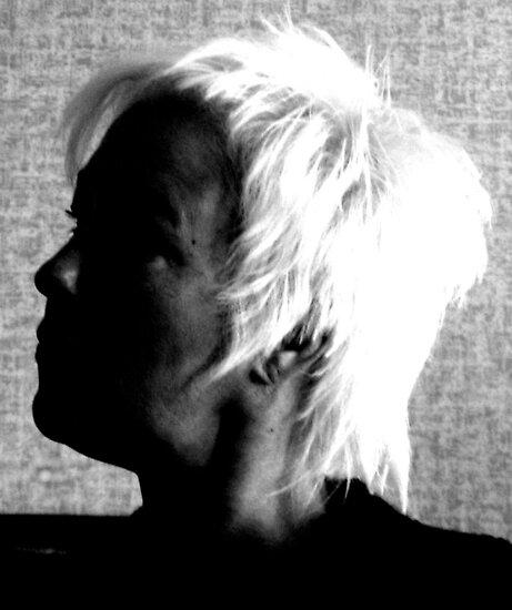 Self portrait by patjila
