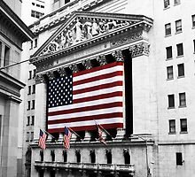 NYSE by Jeff Blanchard