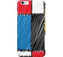 Color dutch iPhone Case/Skin