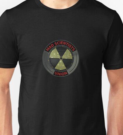 Mad Scientist Union Radioactive Unisex T-Shirt