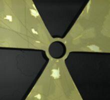 Mad Scientist Union Radioactive Sticker