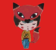 My Favourite Animal is the fox Baby Tee