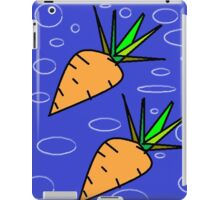 Cute Carrots iPad Case/Skin