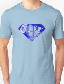 Blue Super Nerd Unisex T-Shirt
