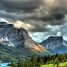 Glacier National Park by Terence Russell