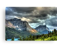 Glacier National Park Canvas Print