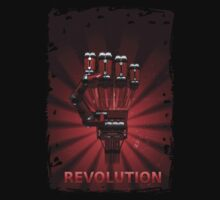 Robot Revolution by Packrat