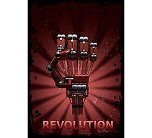 Robot Revolution Version 2 Photographic Print