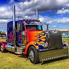 Optimus by Keith Hawley