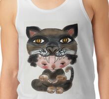 My Favourite Animal is the Wolf Tank Top