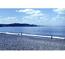 Bellevue Beach Photographic Print
