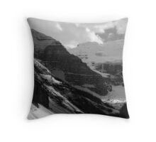 Lake Louise  ~  Alberta ~ Canada Throw Pillow
