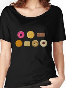 Biscuit Selection Women's Relaxed Fit T-Shirt