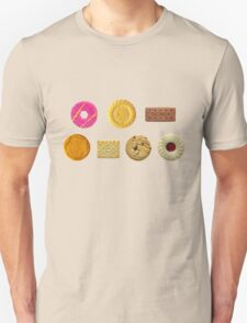 Biscuit Selection Unisex T-Shirt