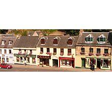 Castle Street - Inverness Photographic Print
