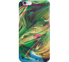 Watercolor Paint Abstract iPhone Case/Skin
