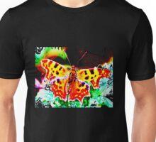 Comma butterfly Unisex T-Shirt