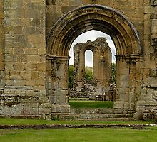 Byland Abbey by Photography  by Mathilde