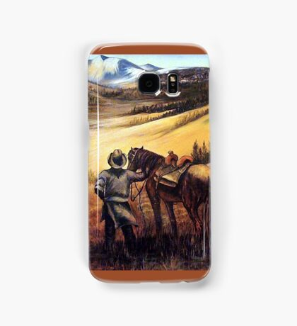 Wolfcreek Pass Samsung Galaxy Case/Skin
