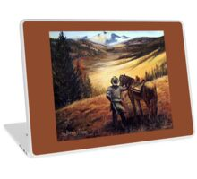 Wolfcreek Pass Laptop Skin