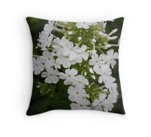 Blooming lovely Throw Pillow
