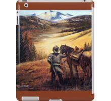 Wolfcreek Pass iPad Case/Skin