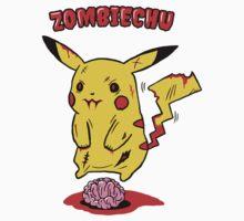 Zombiechu by teecollection