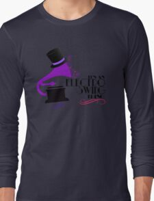 Electro Swing Long Sleeve T-Shirt