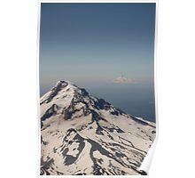 Mountains of Oregon I Poster