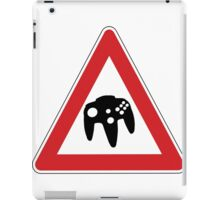 Retro Games Traffic iPad Case/Skin