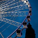 Sheffield Wheel by Dave Warren