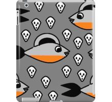 Piranhas and Skulls iPad Case/Skin