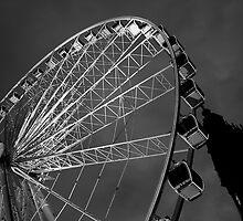 The Wheel by Dave Warren