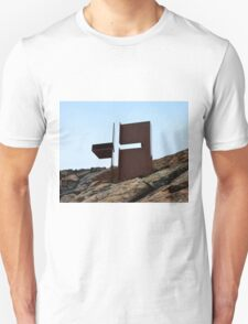 Helsinki Rock Church Cross Unisex T-Shirt