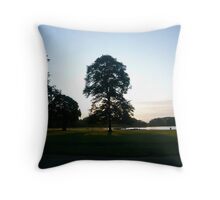 insomniac photos - Yggdrasill Throw Pillow