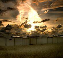 Angelic Sunset by PhotomasWorld