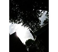 insomniac photos - The Shadows Photographic Print