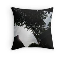 insomniac photos - The Shadows Throw Pillow