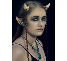 Fae Magic Photographic Print