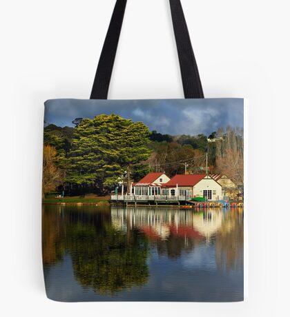 Lake Daylesford Tote Bag