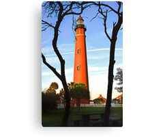 Ponce de Leon Light Canvas Print