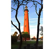 Ponce de Leon Light Photographic Print