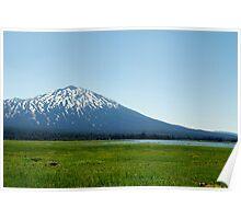 Oregon Mountains IV Poster